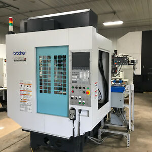2013 Brother Tc s2dn Cnc Drill tap Center
