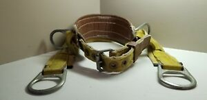 Used Miller Climbing Belt Size Medium