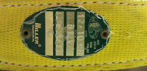 Used Miller Climbing Belt Size Small