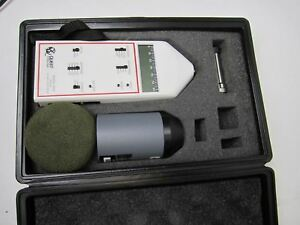 Quest Technologies Model 2700 Impulse Sound Level Meter Qc 10 Calibrator