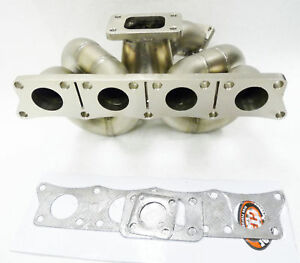 Maximizer Turbo Header For 98 05 Vw Golf Mk iv fwd Only Audi A4 1 8l