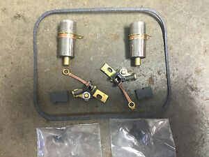 John Deere 70 720 730 80 820 830 Pony Motor Points Condensors And Gasket
