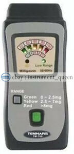 Tenmars Tm 760 Mini Emf Elf Electric Magnetic Field Gauss Meter Tester