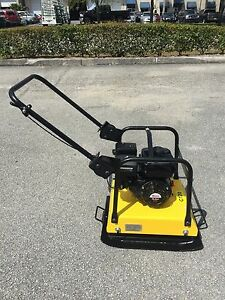 Cormac Plate Compactor C120 With 6 5hp Gasoline Engine