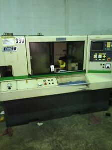 1991 Hardinge Chnc 1 Cnc Lathe Fanuc Ot Control Includes Tooling Michigan