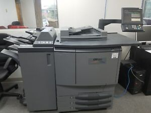 Ikon Cpp650 Color Printer copier