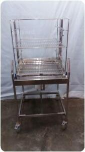 Stainless Steel Cart 162540