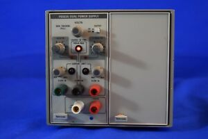 Tektronix Tm502a Chassis With Ps503a Dual Power Supply Module