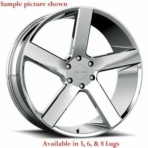 4 New 22 Wheels Rims For Ford F150 2012 2013 2014 2015 2016 2017 Raptor 2649