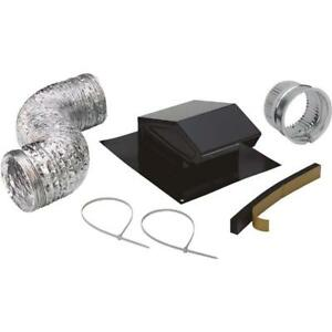 Complete Roof Ducting Installation Exhaust Roof Vent Kit