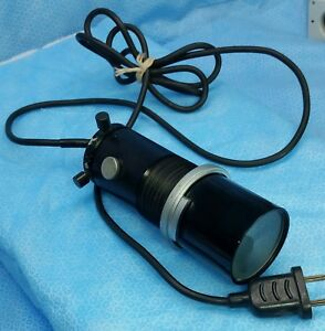 Leitz Wetzlar Microscope Lamp House Dialux Ortholux Light Source