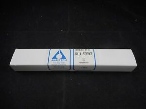 Analtech Glass 10ul Syringe For Spoton Or Tlc Autospotter 1 ea 87 31