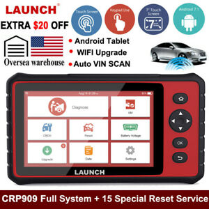 Ancel Ad610 Obd2 Scanner Car Engine Diagnostic Tool Abs Sas Airbag Reset Scanner