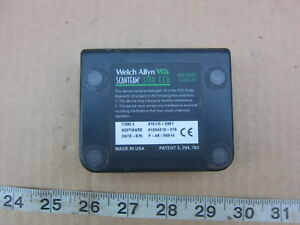 Welch Allyn 3701 c 2321 31204210 076 Barcode Reader Software Used