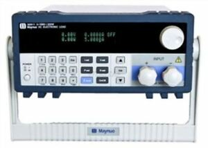 New Maynuo M9811 Programmable Led Dc Electronic Load 0 150v 0 30a 200w