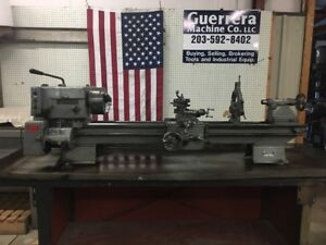 Clausing Lathe Model 5320
