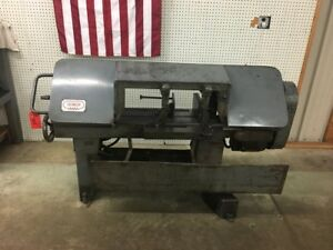 Kalamazoo Model 8cw Horizontal Band Saw