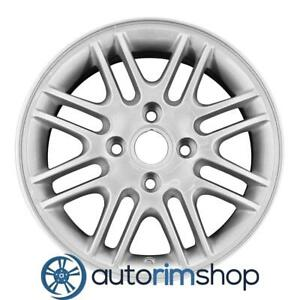 New 15 Replacement Rim For Ford Focus Wheel Silver With Notch