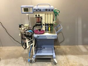 Dr ger Narkomed Mri 2 Anesthesia Machine Medical Healthcare Surgical Or