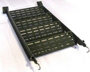 Military Truck Parts Mkt Kitchen Trailer Or Misc Use Stair Steps Aluminum