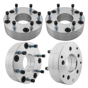 4 50mm 5x4 75 To 6x5 5 Wheel Spacers Adapter 74mm 12x1 5 For Chevrolet Corvette