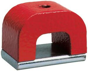 Magnet Alnico Horseshoe Magnets 16oz Size 50lb Pull General Tool Power Alnico