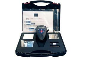 Wh 81 Digital Coating Thickness Gauge Paint Thickness Tester F type Probe