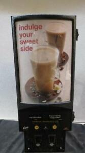 Curtis Cafepc2 Cs10000 Hot Chocolate Cappuccino Machine Dispenser Drink Cafe Pc2