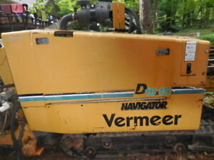 2001 D10x15 Vermeer Navigational Directional Drill Priced For Quick Sell