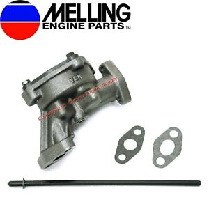 Melling Stock Oil Pump Shaft Fits Fe Ford 330 332 352 360 390 410 427 428 462