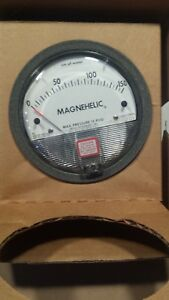 Dwyer 2000 150cm Magnehelic Differential Pressure Gauge