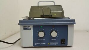 Fisher Scientific Isotemp 102s 15 460 2s Shallow Water Bath