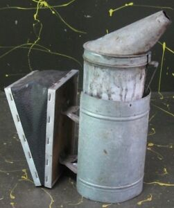 Older A I Root Co Bee Supplies Smoker