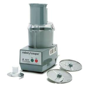 Robot Coupe R101p 2 1 2 Qt Commercial Food Processor