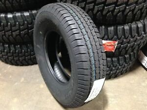 4 New St 235 80r16 Super Cargo 12 Ply Radial Trailer Tires R16 80r 2358016 F