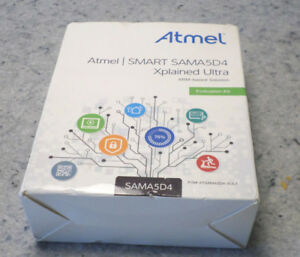 Atmel Smart Sama5d4 Xplained Ultra Evaluation Development Kit c14b5