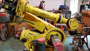Fanuc S430iw Robot Arm And Controller