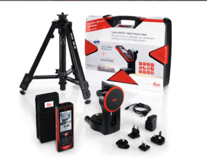 Leica Disto S910 Propack Laser Distance Meter 300m Bluetooth Camera Touch