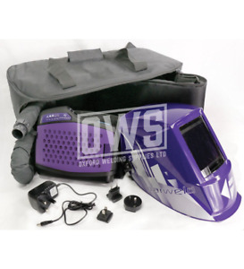Parweld Xr940a Air Fed System Helmet Powered Air Purifying Respirator