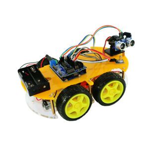 Multifunction Bluetooth Controlled Robot Smart Car Kit For Arduino Professional