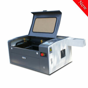 New 50w Co2 Laser Engraving Cutting Machine 300mm 500mm With Ce Fda