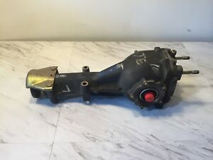 Rear Differential Carrier Assembly Subaru Legacy Impreza Forester 4 11 Non Lock