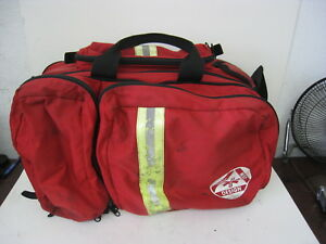 Universal Medical Design Emt Bag Quick Access Pack Trauma Rescue Um3400als 2