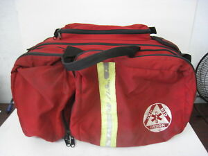 Universal Medical Design Emt Bag Quick Access Pack Trauma Rescue Um3400als 4