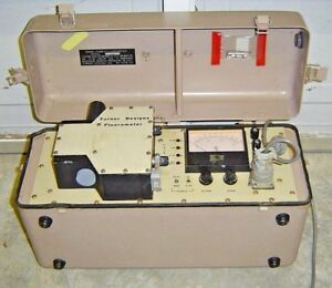 Turner Designs 10 005 R Fluorometer 10 005r With Power Cord