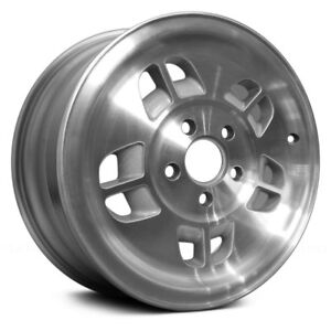For Ford Ranger 96 97 Factory Alloy Wheel 14 Remanufactured 10 Slots As Cast