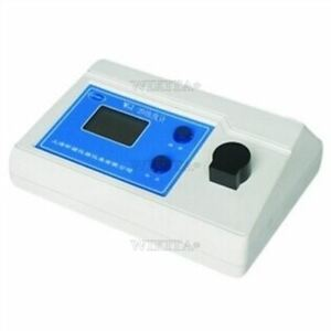 New Digital Turbidimeter Wgz 1s Turbidity Meter Nephelometer 0 01ntu 0 20ntu