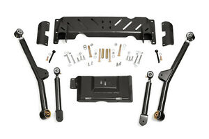 Rough Country 4 6in Jeep Long Arm Upgrade Kit 84 01 Xj Cherokee Np231