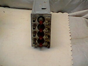 Tektronix 5a14n 4 Channel Amplifier Plugin tested working
