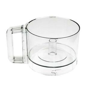 Robot Coupe Rob112203s 3 Qt Clear Bowl
